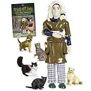 Crazy Cat Lady Action Figure