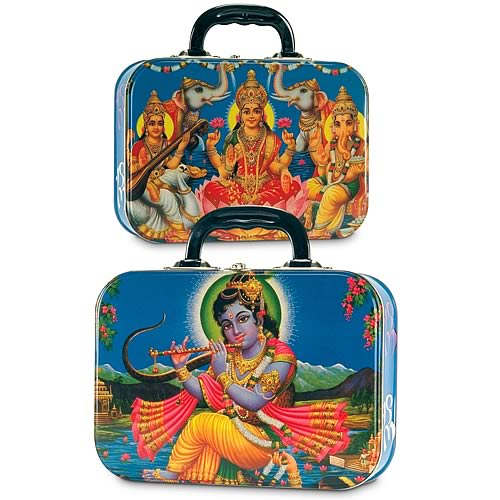 Krishna Lunch  Box