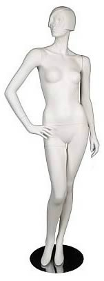 Unpainted Life-Size Mannequin