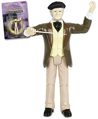 Richard Wagner Action Figure