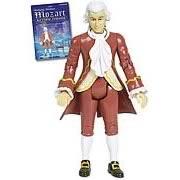 Mozart Action Figure