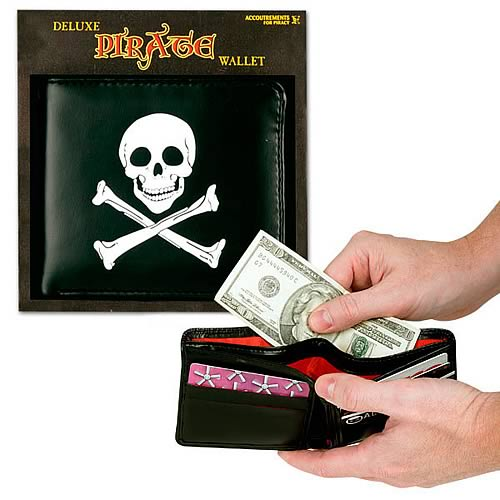 Deluxe Pirate Wallet