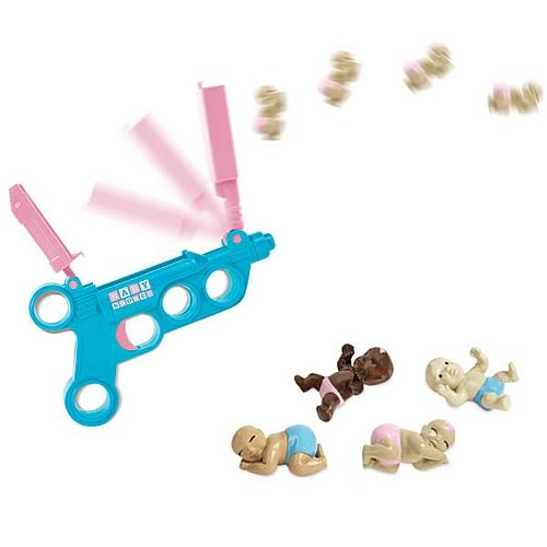 Baby Shower Catapult Gun