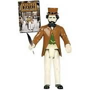 Charles Dickens Action Figure