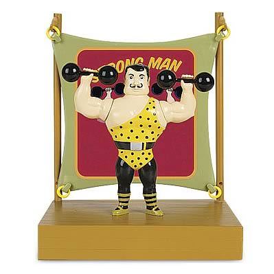 L'il Sideshow World's Strongest Man Figure