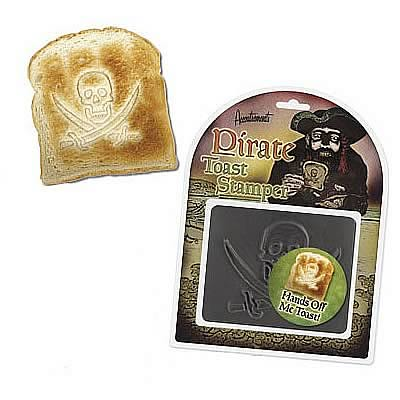 Pirate Toast Stamper