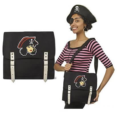 Pirate Girl Bag