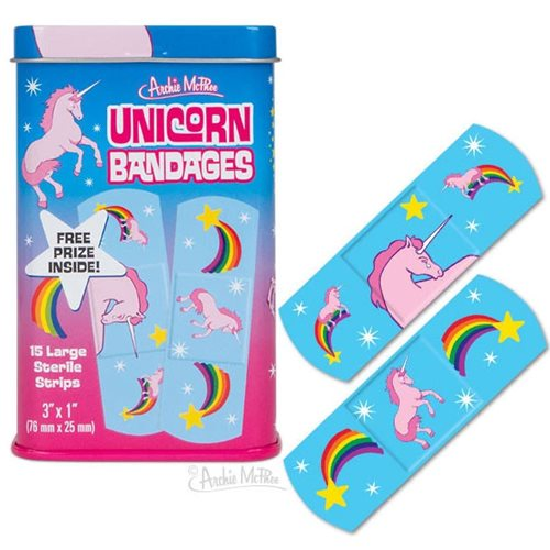 Unicorn Adhesive Bandages