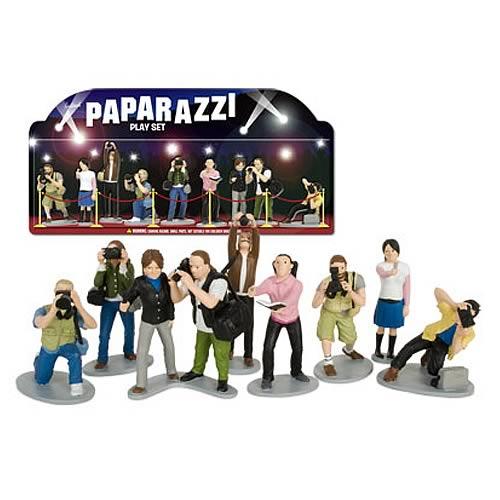 Paparazzi Figures