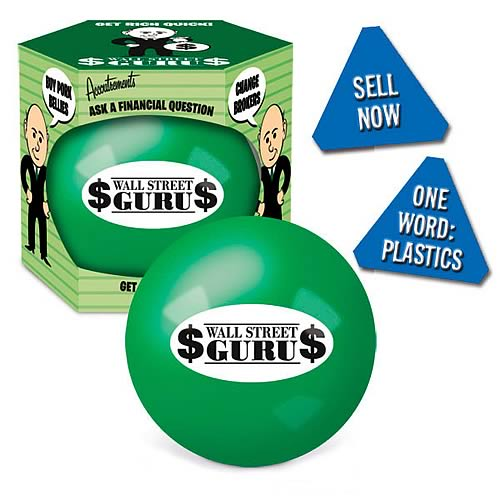 Wall Street Guru Ball