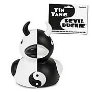 Yin Yang Devil Duckie