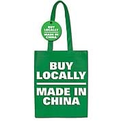 Buy Locally Made in China Tote Bag