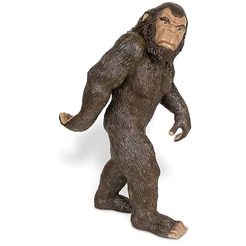 Sasquatch Yeti Bigfoot Statue