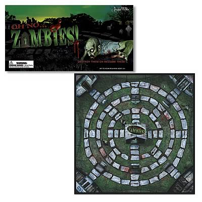 Oh No.Zombies! Board Game