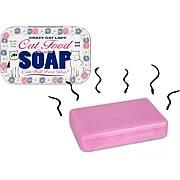 Crazy Cat Lady Cat Food Soap