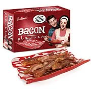 Ceramic Bacon Platter