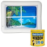 Instant Inflatable Window