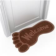 Bigfoot Welcome Mat