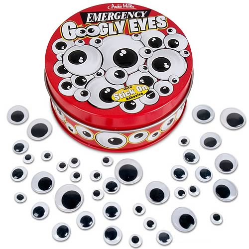 Emergency Googly Eyes Tin