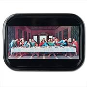 Last Supper Metal Serving Tray