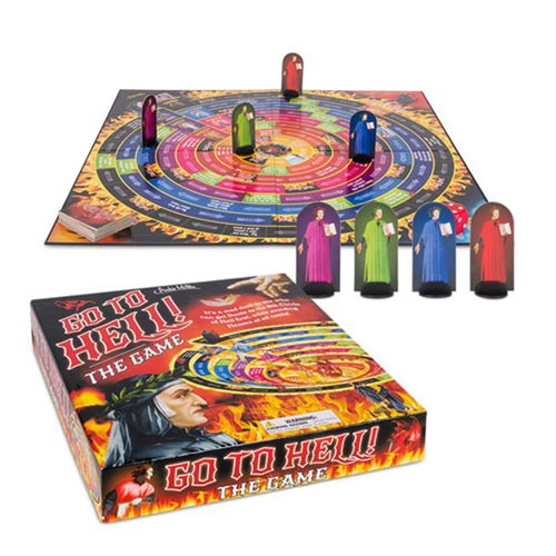 Go to Hell! Board Game