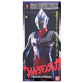 Ultraman Tiga Kyomoto Collection Figure