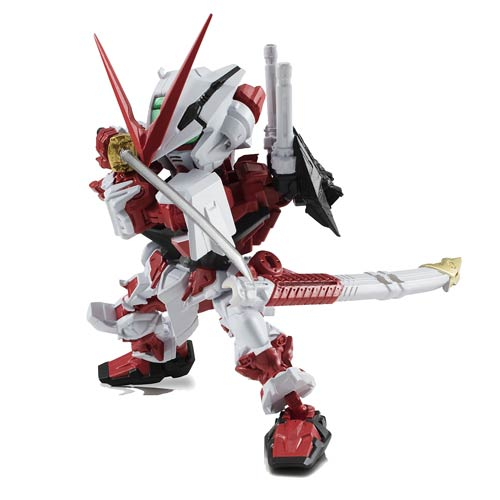 Gundam Seed Astray Red Frame NXEDGE Style Action Figure