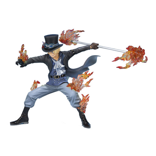 One Piece Sabo 5th Anniversary Edition Figuarts Zero Statue