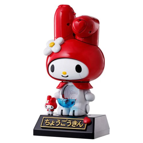 Hello Kitty My Melody Red Chogokin Die-Cast Action Figure
