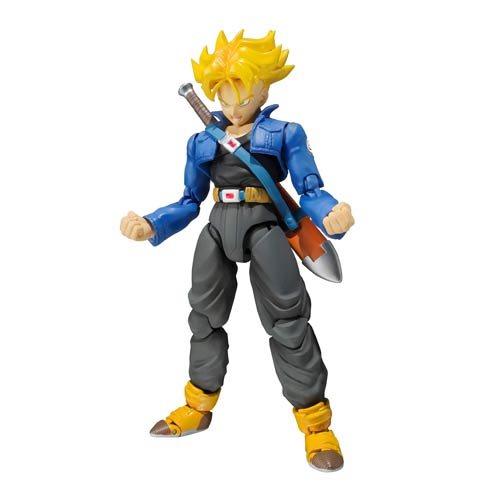 Dragon Ball Z Trunks Premium Color SH Figuarts Action Figure