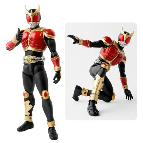 Kamen Rider Rising Mighty Form SH Figuarts Action Figure