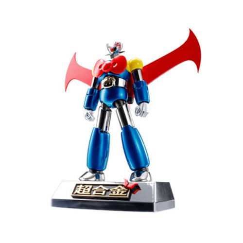 Mazinger Z Chogokin Hello Kitty Color Die-Cast Action Figure