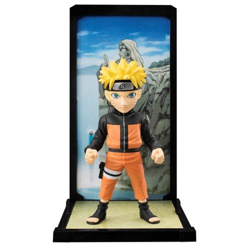 Naruto Shippuden Uzumaki Naruto Tamashii Buddies Mini-Statue