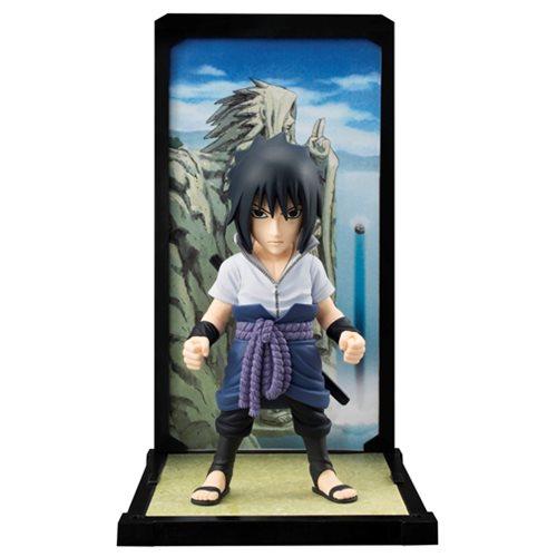 Naruto Shippuden Uchiha SasukeTamashii Buddies Mini-Statue