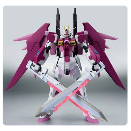 Gundam Seed Destiny Impulse Robot Spirits Action Figure
