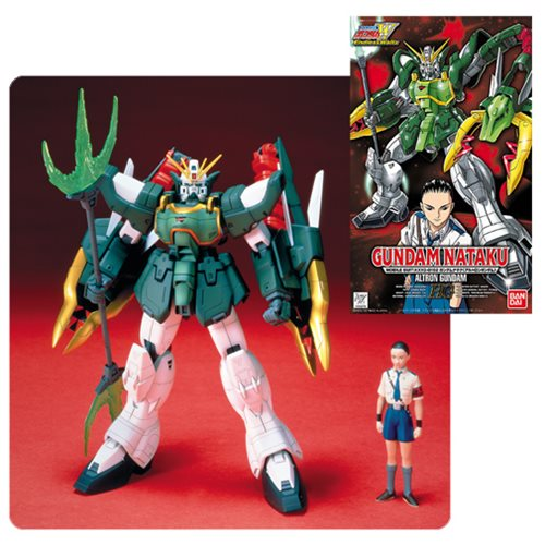Gundam Wing: Endless Waltz Gundam Nataku HG Model Kit ...