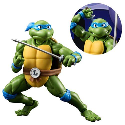 TMNT Leonardo SH Figuarts Action Figure