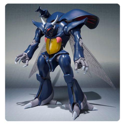Aura Battler Dunbine Bozune Robot Spirits Action Figure