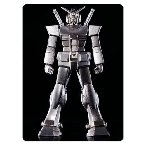 Gundam GM01: Gundam Absolute Chogokin Die-Cast Mini-Figure
