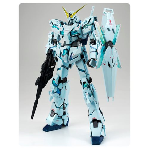 Gundam Unicorn Final Battle GFFMC Die-Cast Action Figure