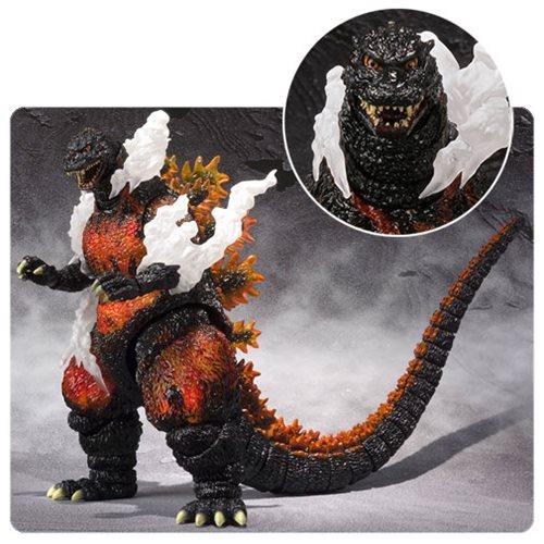 Godzilla vs. Destoroyah Godzilla Ultimate Burning Figure