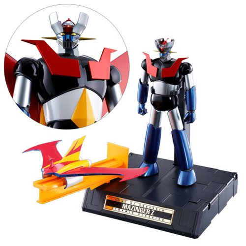 Mazinger Z GX-70 DC Soul of Chogokin Die-Cast Action Figure