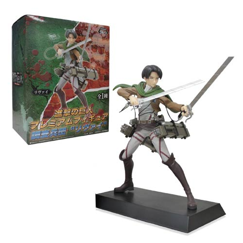 Get Up to 20% Off Attack on Titan Collectibles