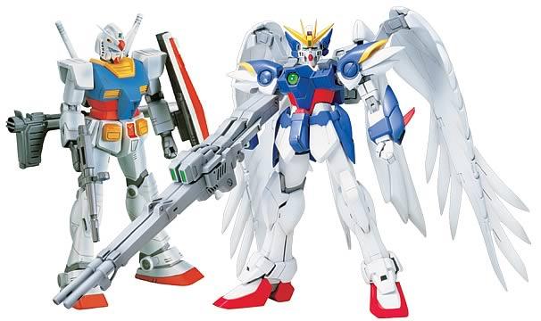 Gundam Arch Enemy 2003 Wave C