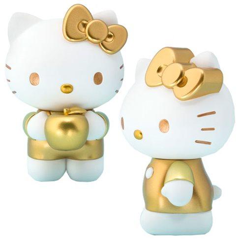 Hello Kitty Gold Figuarts Zero Statue