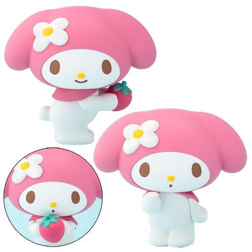 Sanrio Hello Kitty My Melody Pink Figuarts ZERO Statue