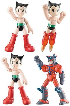 Astro Boy Super Abilities Figures Series 1