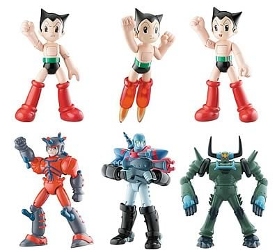 Astro Boy Super Abilities Figures Series 2
