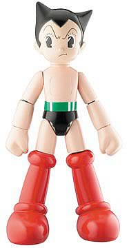 Astro Boy 8-inch Build-Your-Own Figure