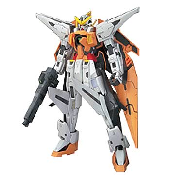 Gundam 00 Gundam Kyrios 1:144 Scale Model Kit